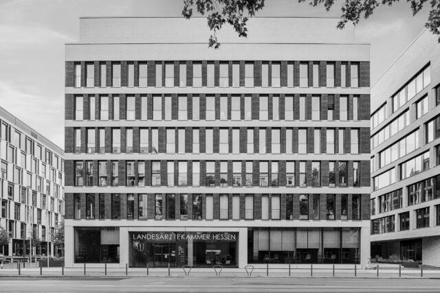 Landesärtzekammer Hessen (Lindley Quartier)
