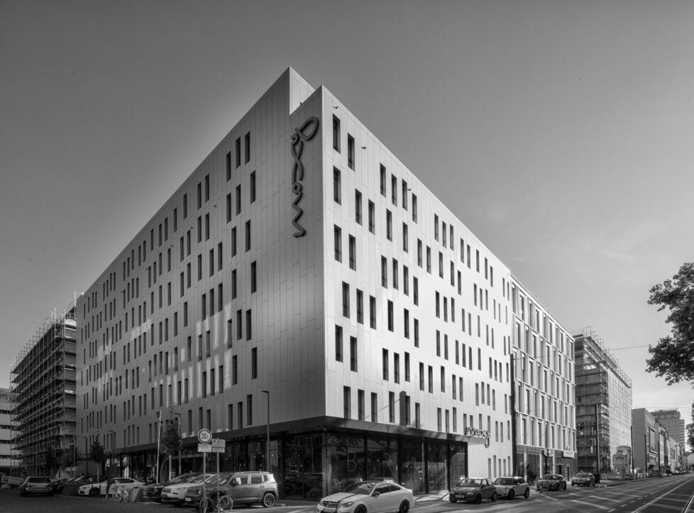 Moxy Hotel, Marriott <br /> (Lindley Quartier)