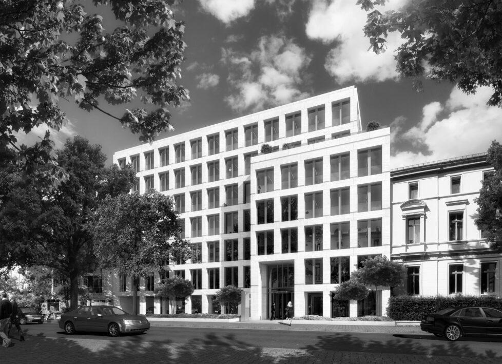 Bürohaus Myliusstraße